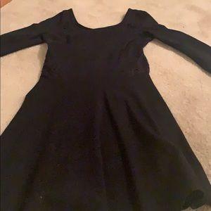 Hollister Dress Black
